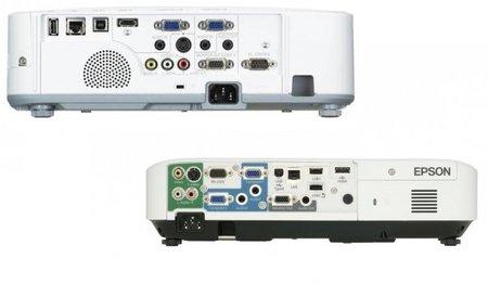 Conexiones proyectores