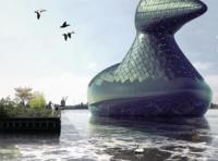 Electric Duck, un pato gigante para abastecer de electricidad a Copenhagen