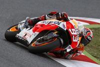 Marc Márquez el más rápido en el test celebrado en el Circuit Barcelona-Catalunya