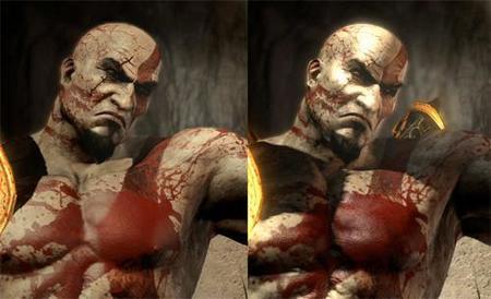 'God of War III', la evolución gráfica desde la demo del E3 hasta hoy, en imágenes