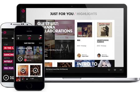 Beats Music verá la luz el 21 de enero y traerá clientes en todas las plataformas móviles
