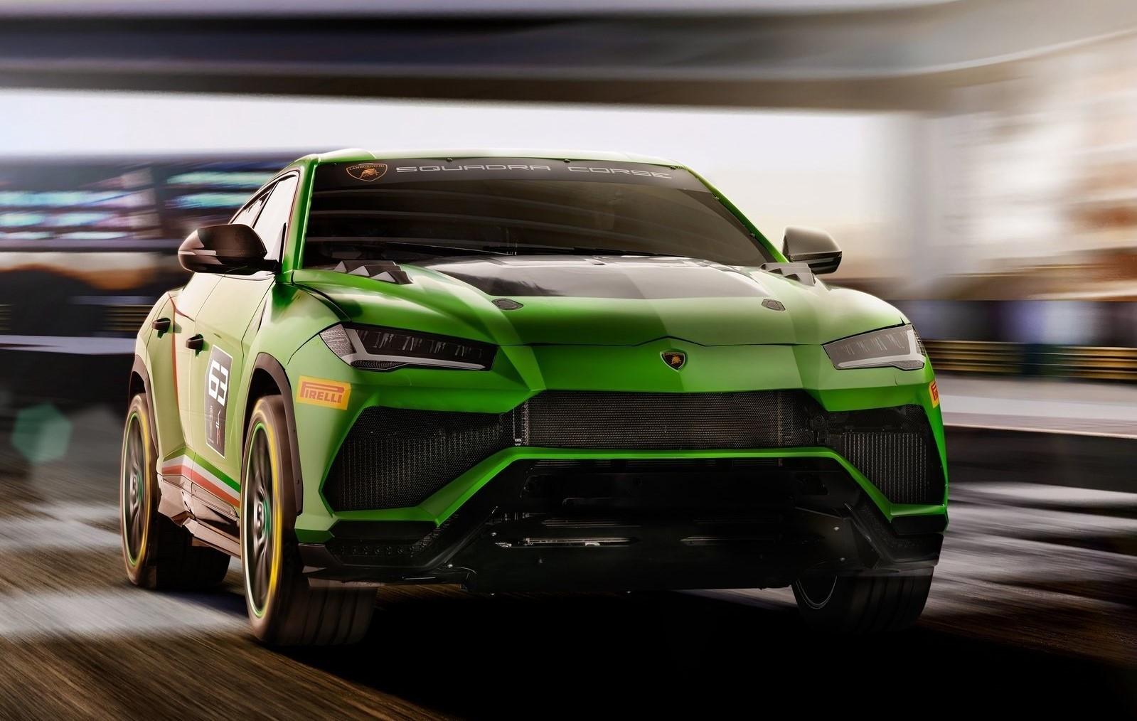 Foto de Lamborghini Urus ST-X Concept (4/6)