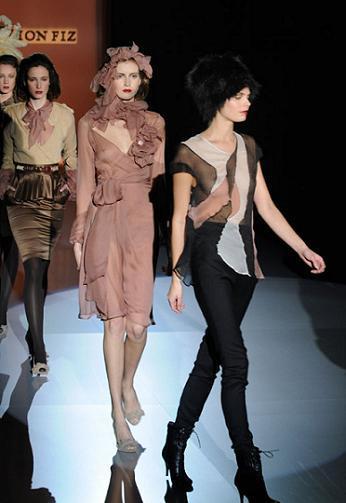 Ion Fiz y El Jardín de Lulaila en la Semana de la Moda de Valencia