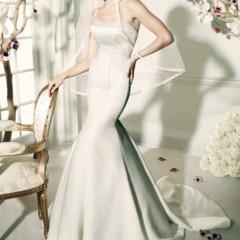 Foto 1 de 10 de la galería zac-posen-para-david-s-bridal-coleccion-novias-primavera-verano-2014 en Trendencias