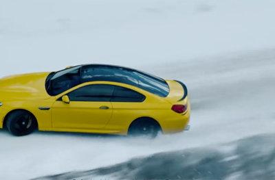 Es difícil cansarse de ver este vídeo de Joyride con el BMW M6 Coupé