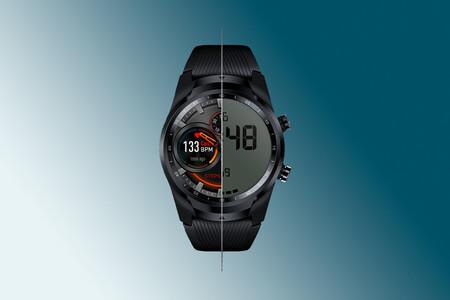 El smartwatch TicWatch Pro 4G con Wear OS te permite dejar el móvil en casa y recibir llamadas y mucho más por 171 euros en Amazon