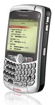 BlackBerry Curve en la Tienda Online de Vodafone