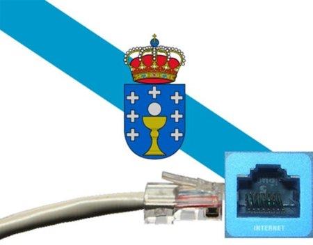 La mitad de los gallegos no se han conectado a Internet en los últimos tres meses