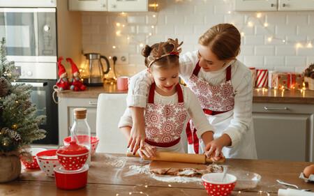 21 recetas de galletas y dulces de Navidad para hacer con los niños
