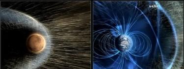 El plan más ambicioso para 'terraformar' Marte parece ciencia ficción, pero tiene sentido: el caso del campo magnético artificial