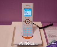 Samsung SMT-W6100, teléfono VoiP sin cables