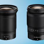 Nikkor Z 20mm f/1.8 S y Nikkor Z 24-200mm f/4-6.3 VR, nuevas ópticas para las Nikon sin espejo full frame del sistema Z