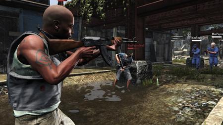 Max Payne 3 Multijugador