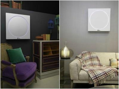 LG presenta Artcool Stylist, el aire acondicionado elegante