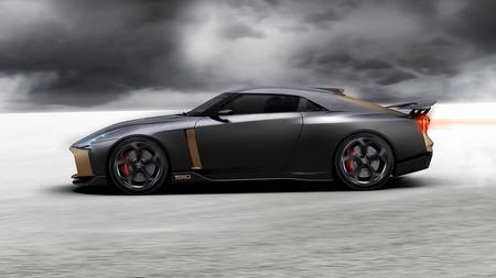 Nissan GT-R50, 50º aniversario Italdesign y GT-R