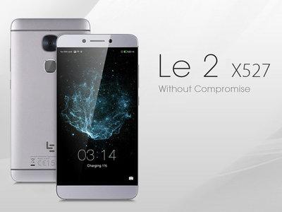 LeEco Le 2 X527, con Snapdragon 652 y 3GB de RAM, por 89,99 euros con este cupón de descuento