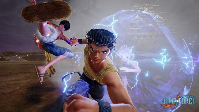Yusuke, Toguro, Kirua y Kurapika confirmados en Jump Force junto con cuatro nuevos personajes creados por Akira Toriyama