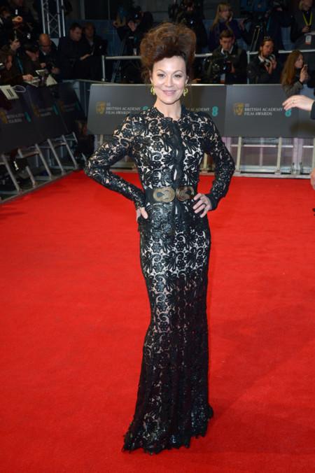 Helen McCrory BAFTA 2014