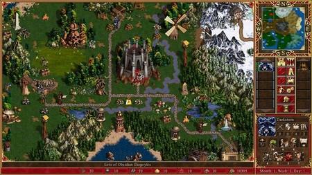 Heroes of Might & Magic III HD Edition infla su precio en Steam, ya disponible en precompra