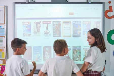 Pizarra Digital Librarium
