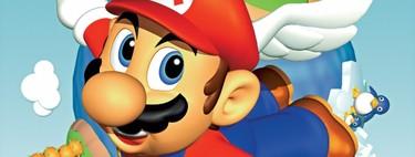 Super Mario 64, o cómo la superestrella de Nintendo revolucionó los videojuegos corriendo y saltando como Arale Norimaki