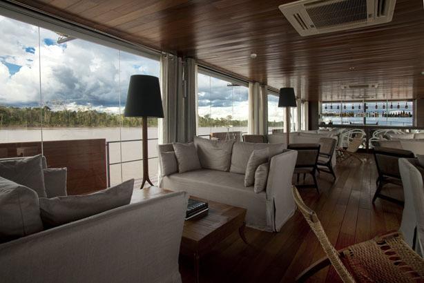 Foto de Recorre el Amazonas en un hotel flotante de lujo (12/14)