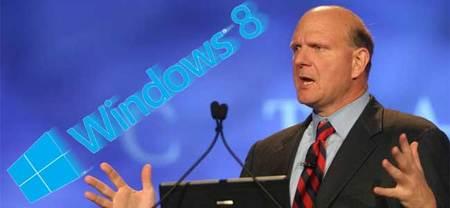 Las ventas de Windows 8 están por debajo de las previsiones Microsoft
