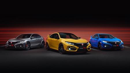 Honda Civic Type R 2020 Sport Line Limited Edition 033