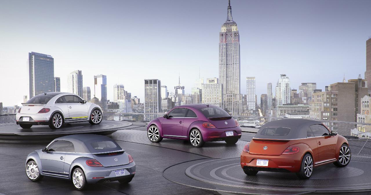 Foto de Prototipos Volkswagen Beetle (1/9)