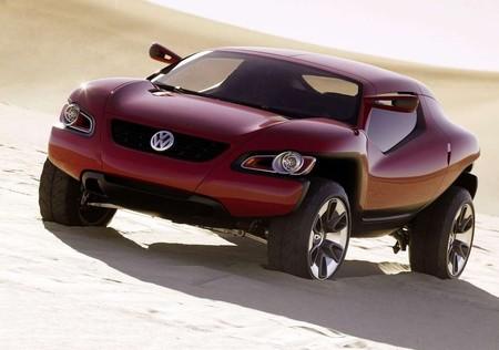 Volkswagen Concept T 2004