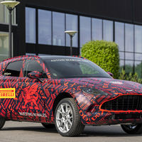 El Aston Martin DBX ya está en preproducción: un SUV que conoceremos a finales de este año 2019
