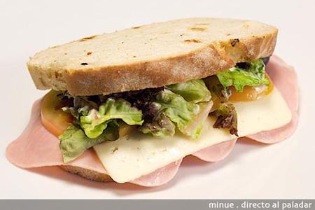 comida para llevar - sándwich club