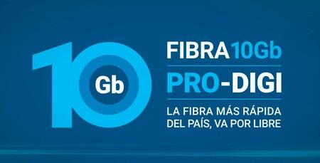 Siete preguntas y respuestas de la nueva tarifa PRO-DIGI: ¿necesitas 10 Gbps en tu fibra?
