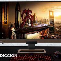El completo monitor gaming BenQ EX2780Q te ofrece resolución 2K y ahora cuesta 77 euros menos en PcComponentes y lleva envío gratis