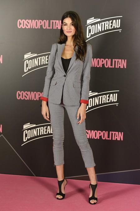premios cosmopolitan 2017 alfombra roja look estilismo outfit Estela Grande