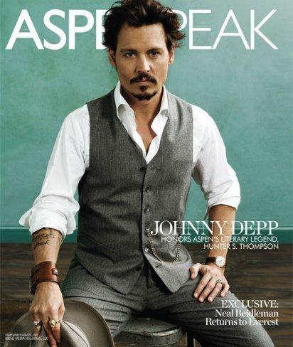 Johnny Depp... ¿esta portada no la he visto ya?