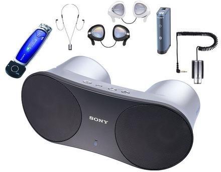 Accesorios A2DP de Sony