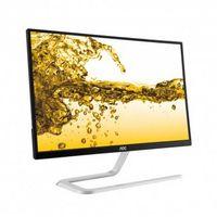 Diseño y gran diagonal en el monitor Full HD de 27 pulgadas AOC I2781FH, en PcComponentes por 175 euros