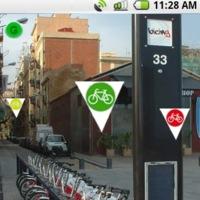 3DBicing, realidad aumentada para Bicing