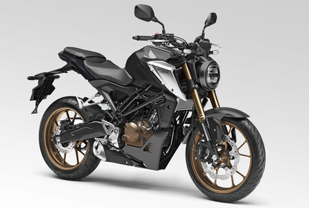 Honda Cb125r 2021 2