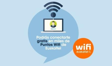 Euskaltel también se apunta a las redes WiFi para descargar las redes móviles