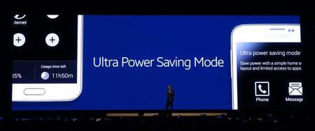 El Galaxy S5 usa PowerXtend para ahorrar energia
