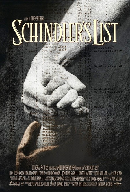 Schindlers List Xlg