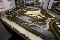 Imagen de la semana: la gran maqueta del nuevo Campus 2 de Apple [Actualizado]