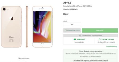 iphone 8 donde comprar mas barato