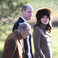 El accesorio favorito de Kate Middleton este invierno se lleva en la cabeza
