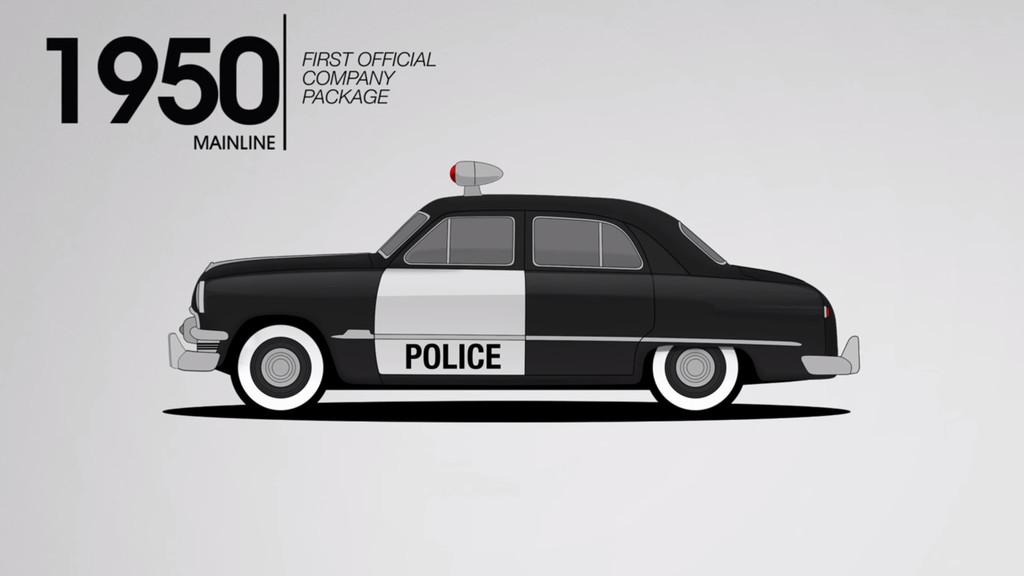 Police Ford Interceptor