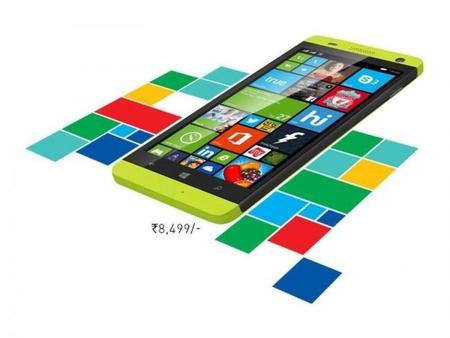 XOLO Win Q1000, el nuevo Windows Phone presentado por la empresa india