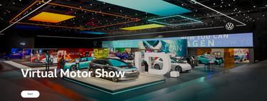 Volkswagen recupera su stand del Salón de Ginebra y ahora se puede visitar desde casa de forma virtual