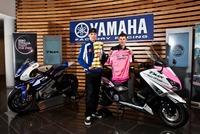 La Yamaha T-Max 530 elegida moto oficial del Giro de Italia 2012